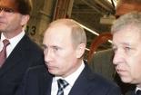 Открытие российского завода VW