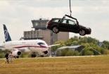 Авиасалон МАКС и Audi Q7