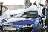VIP презентация Audi R8